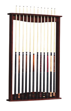 Brunswick Gold Crown Wall Rack