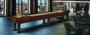 Landon 14' shuffleboard