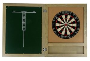 Legacy Urban Dartboard Cabinet