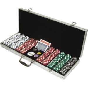 Poker Chip Sets - 500 pc.