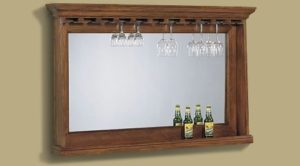 "Back Bar Mirror 55"" Elite"