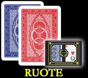 Cards - Da Vinci 100% Plastic