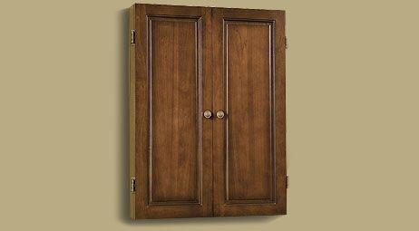 Dartboard Cabinet - Sterling