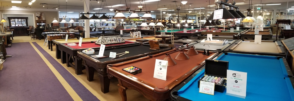 Pool Tables Bar Stooluch More Hallmark Billiards Is Canada S Largest Authorized Dealer For Brunswick And Olhausen
